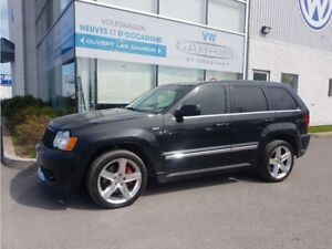 2010 Jeep Grand Cherokee SRT8 CUIR, TOIT OUVRANT, CAM RECUL, CAM