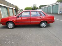 1994, Good working car, 11 months MOT, used regularly, very few Samara saloons left, owned 9 years.