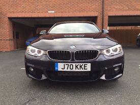 BMW 435D X-Drive M-Sport Gran Coupe