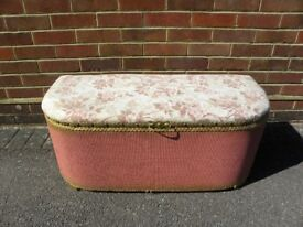 Blanket Box Ideal for storage.