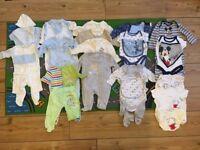 Baby boy clothes 0 - 12