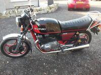 SUZUKI GSX 400 TWIN 1982 VERY RARE