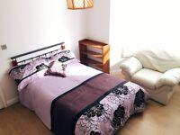 Spacious Double Bedroom Z3- Good Transportation to London Bridge, Blackfriars, Canary Wharf