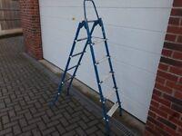 Steel Step Ladders