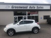 2014 Nissan Juke SL AWD with Leather, Sunroof, Navigation... Annapolis Valley Nova Scotia Preview