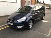 Ford Galaxy Tdci 7 seater 2007 new shape