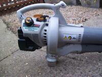ryobi petrol blower