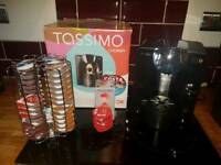 Tassimo Bosch Charmy coffee machine plys extrad