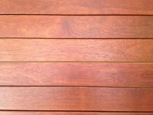 42x19mm Merbau Decking Screening Hardwood Ingleburn Campbelltown Area Preview