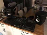 PIONEER XDJ-1000MK2 DJM-900NXS2 FULL DJ SETUP!!!