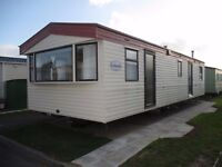 Caravan to rent in trecco bay porthcawl