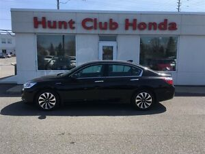 2015 Honda Accord Hybrid Sedan Touring CVT