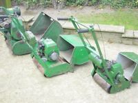 2 Atco Lawnmowers & 1 Ranson's Lawnmower