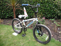 "Two Children BMX Bicycles For Boy And Girl - 20"" Wheels"