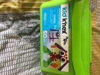 Kinex 50 piece box