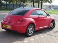Volkswagen Beetle DESIGN TSI (red) 2014-10-03