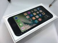Apple iPhone 7 - 128GB - Black (Unlocked) - Great Condition - Quality Phone - Box Included