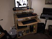 Desk for sale £25good condition