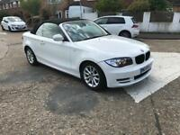 Bmw 118d convertible 2009 low price
