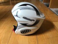 Ski Helmet SH+ Size S 55/56 White Stardust Galaxy Model