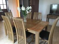 Table and Chairs to go *** Reduced for quick sale***