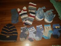 Baby boy clothes/accessories bundle 18-24 months