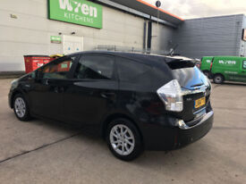 64 reg 2014 toyota prius plus 1.8 hybrid auto, 1 owner, only 82k f/s/h, hpi clear 100%