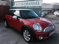 MINI Hatch 1.6 Cooper 3dr£3,985 p/x welcome FREE WARRANTY. NEW MOT