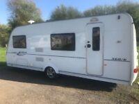 Coachman 560/6 festival touring Caravan