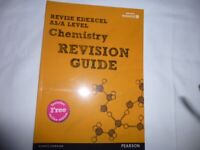 Edexcel AS/A Level Chemistry Revision Guide