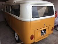 1971 VW Bay Window Dormobile Camper van