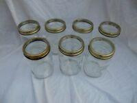 7 x 1l Kilner jars