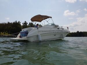 1997 Searay 240 Sundancer