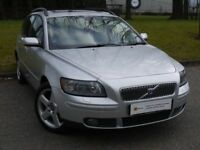 TRUSTY ESTATE*** Volvo V50 2.0 D SE 5dr **FULL SERVICE HISTORY** £0 DEPOSIT FINANCE** AA WARRANTY