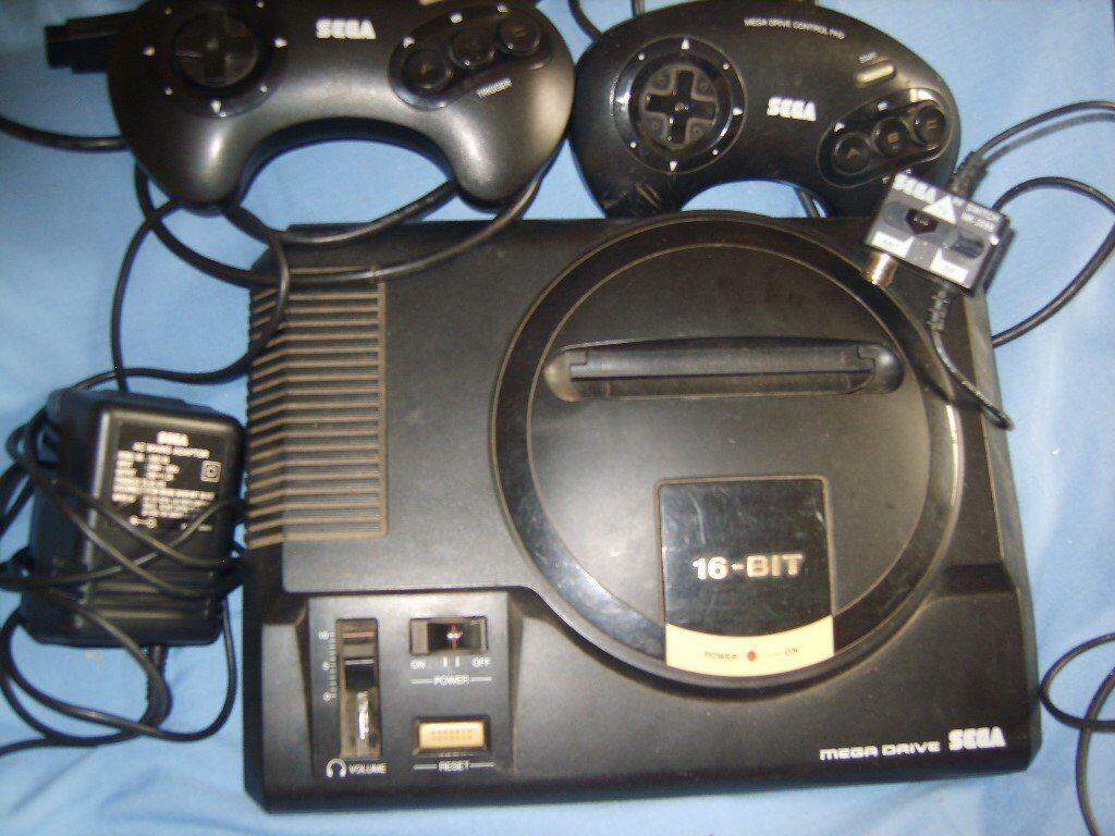 Original Sega Megadrive