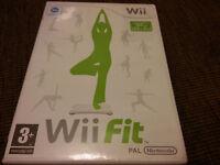 WII FIT (NINTENDO WII. 2008)