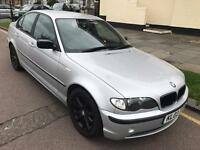 2003 Bmw 318 Se Immaculate Mot. Tax BLACK FOX ALLOYS New Tyres