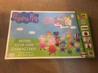 Peppa pig model