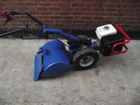 camon c8 rotovator honda engine
