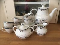 17 piece Royal Doulton Old Colony Coffee set