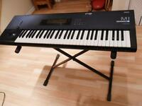 Korg M1 Keyboard Digital Synthesizers Music Workstation