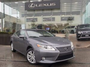 2015 Lexus ES 350 Touring Package Navigation Backup CAM Sunroof