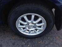 2001 Onwards Honda Civic Alloy Wheels. Alloys. 14 Inch With 4 Good Tyres 185/70/14