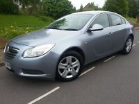 VAUXHALL INSIGNIA EXCLUSIVE 1.8i 2009 09' REG **CHEAP TAX + INSURANCE**