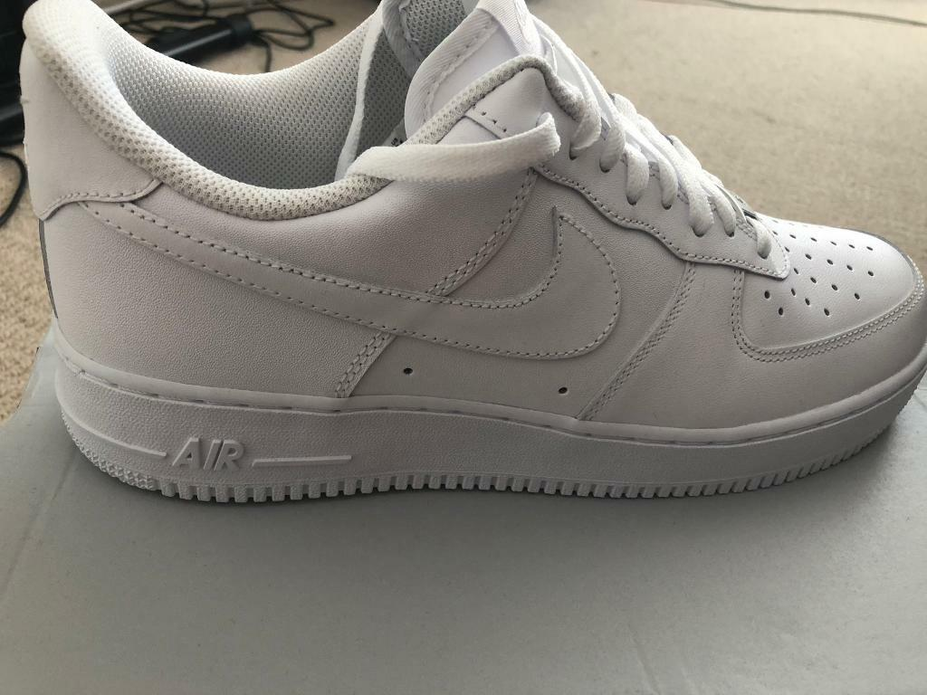 Nike Air Force one trainers size 8 | in Gosport, Hampshire | Gumtree