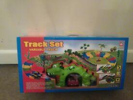new dinasure car track for sale