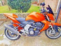 Kawasaki Z1000 Motorbike Streetfighter Bike