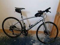 Hybrid Bike Whyte