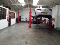 For sale running car repair business
