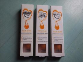 Set of 3 Cussons Mum and Me New Mum Stretch Marks Fader, 70ml each